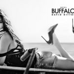Ashley Sky for Buffalo Jeans S/S 2014