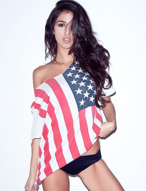ashley-sky-american-flag
